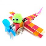 Fly in the sky with your own Biplane!