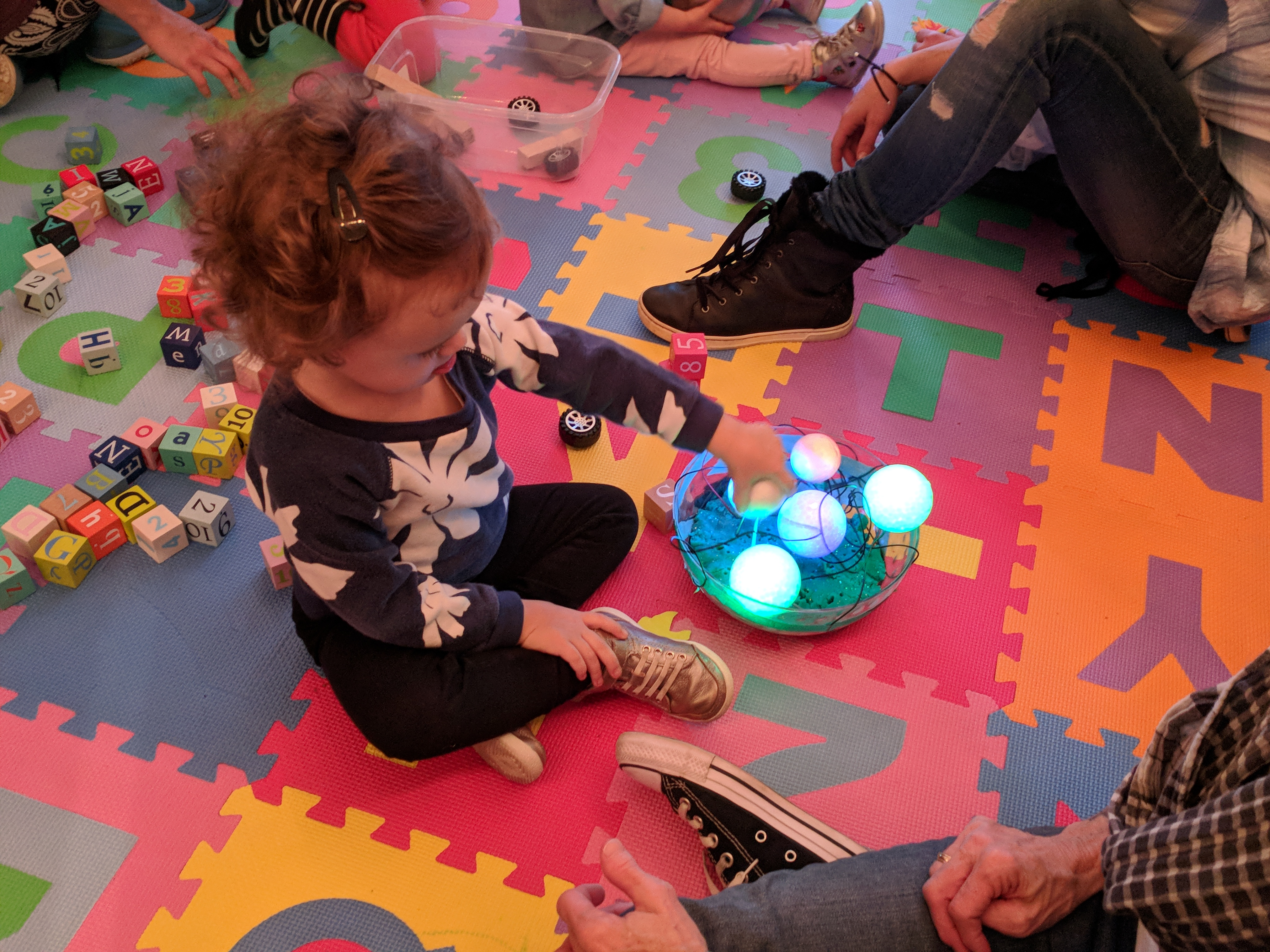 New Tiny Builders Sessions Starting Soon - Brooklyn Robot