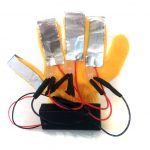 Light up and stay warm with this Glow Glove!